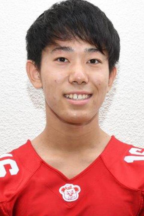 #16 Syunsuke Hamaguchi